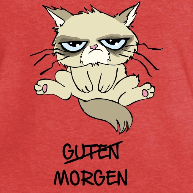 Vorschau: guten morgen - Frauen Vintage T-Shirt