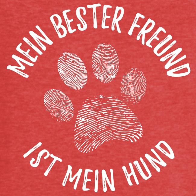 Vorschau: Mein Hund Bester Feund - Frauen Vintage T-Shirt