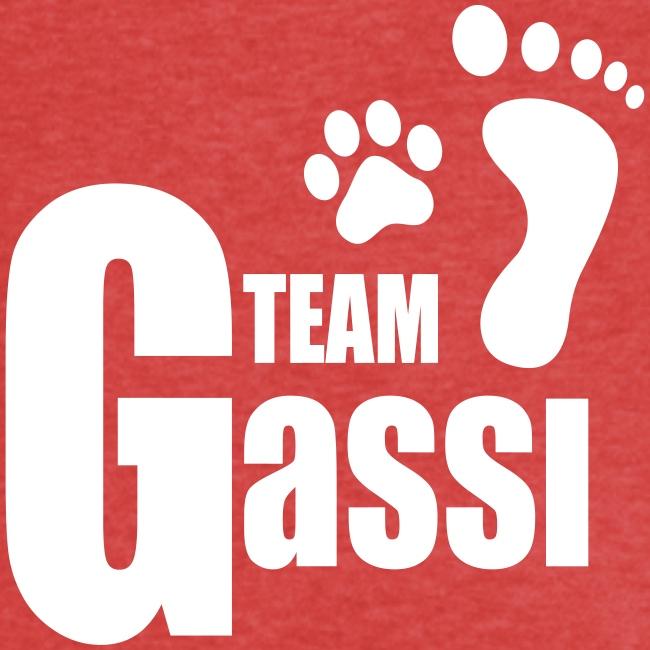 Vorschau: Team Gassi - Frauen Vintage T-Shirt