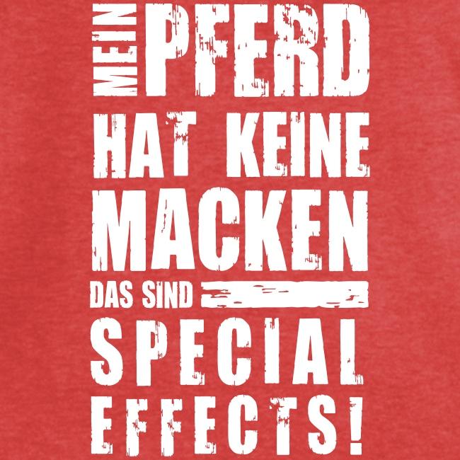 Vorschau: Keine Macken Pferd - Frauen Vintage T-Shirt