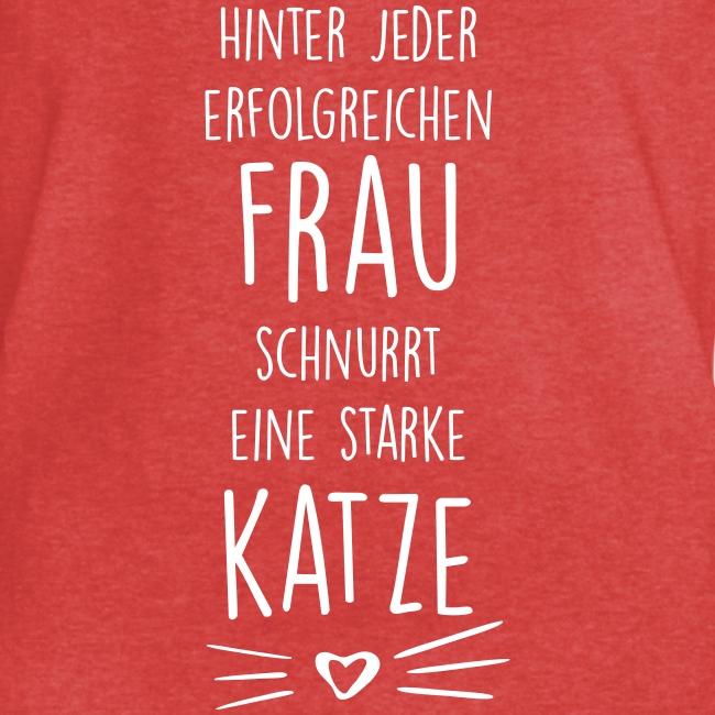 Vorschau: erfolgreiche frau - Frauen Vintage T-Shirt