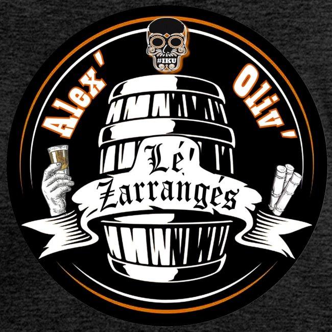 Logo rond Lé Zarrangés