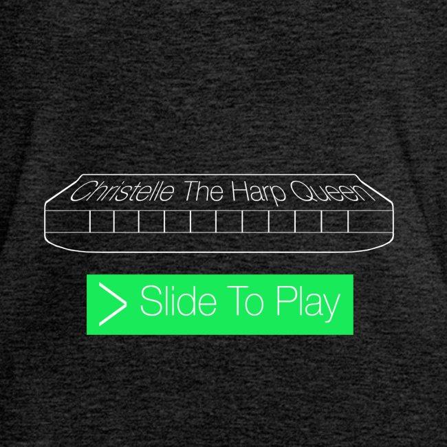 The Harp Queen T Shirt for men