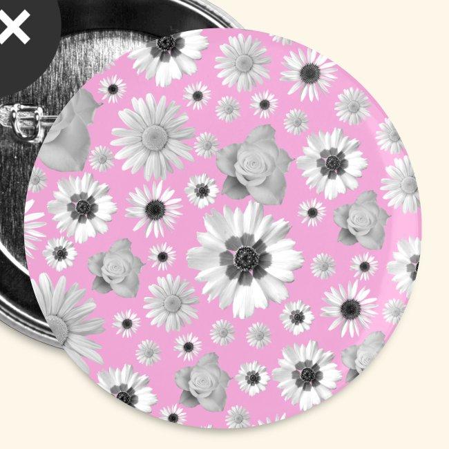 Blumen, Blume, Blüten, floral, Blumenranke, pink
