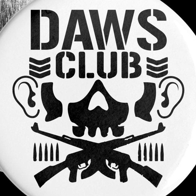 Daws Club Black Logo png