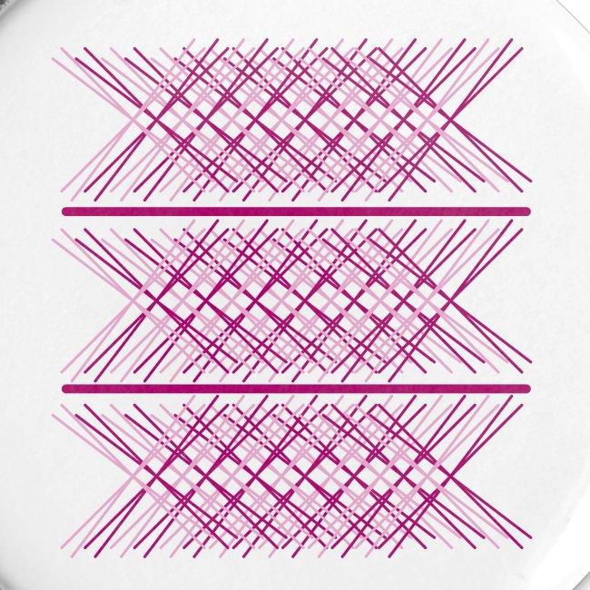 x astratte due colori rosa