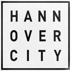 HANNOVER CITY - Buttons groß 56 mm