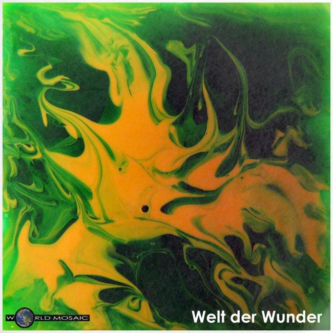 TIAN GREEN Mosaik DE002 - Welt der Wunder