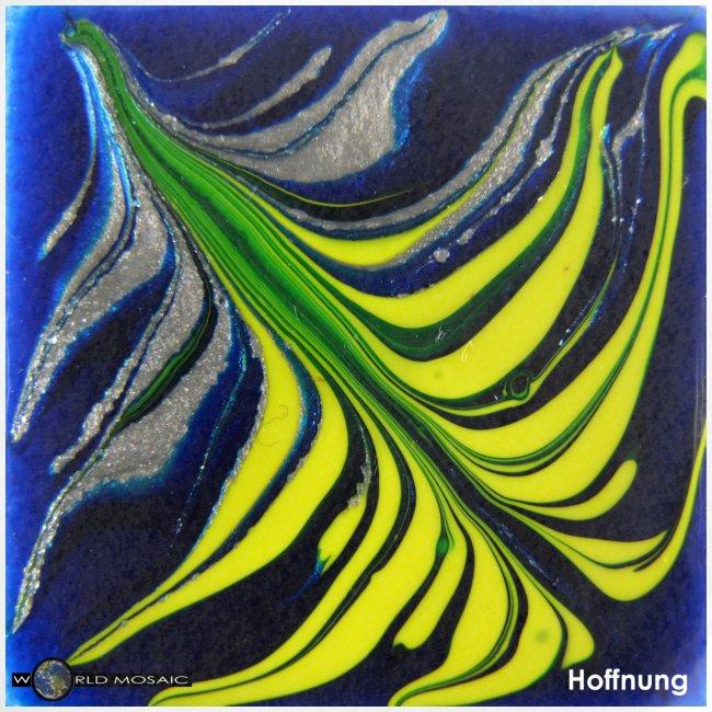 TIAN GREEN Mosaik DK037 - Hoffnung