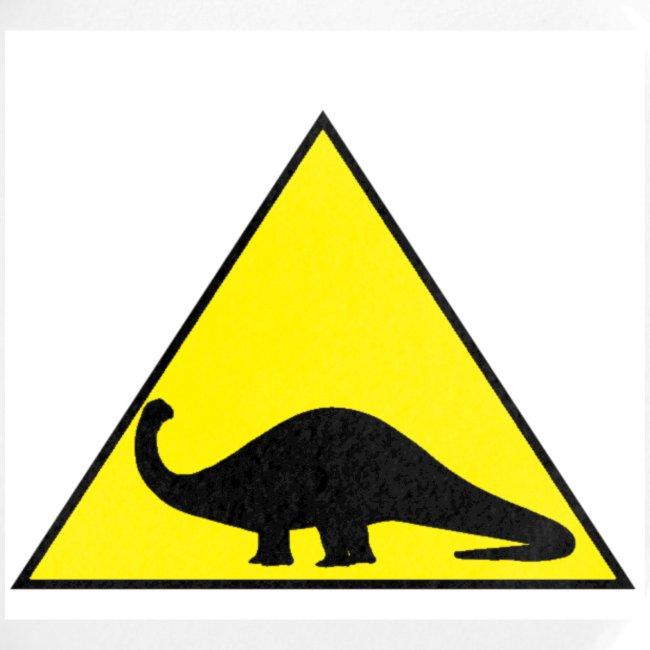 Silhouette Brontosauro2