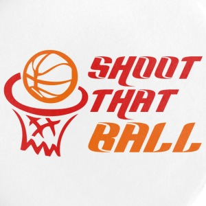 Coach / Trainer: Shoot That Ball - Buttons groß 56 mm