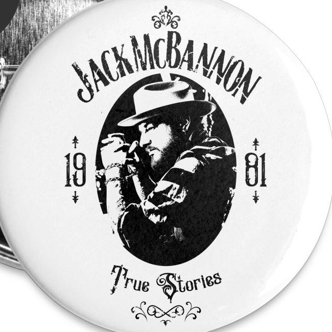 Jack McBannon - True Stories Portrait