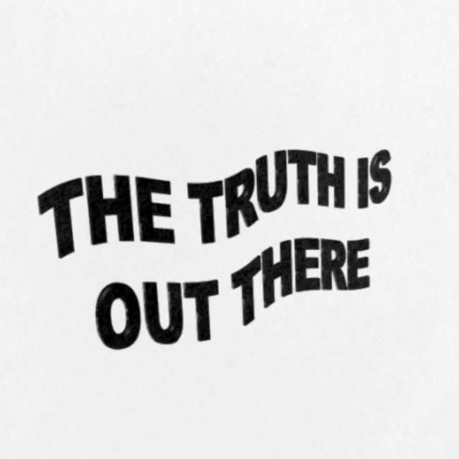 "Chapa ""The truth is out there"""