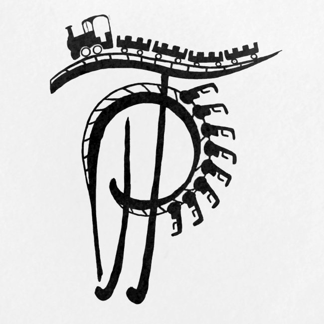 ParkTube Logo schwarz