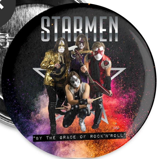 Starmen - By the Grace of Rock 'n' Roll