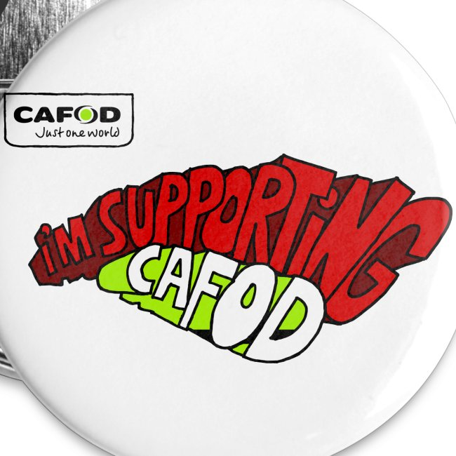 I m Supporting CAFOD