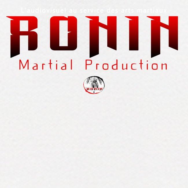 RONIN Production - le tee shirt officiel
