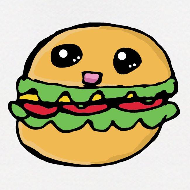 Hamburger kawai