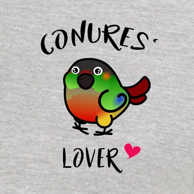 Conures' Lover: opaline