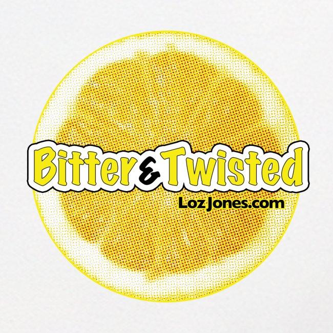 'Bitter And Twisted' Lemon Slice