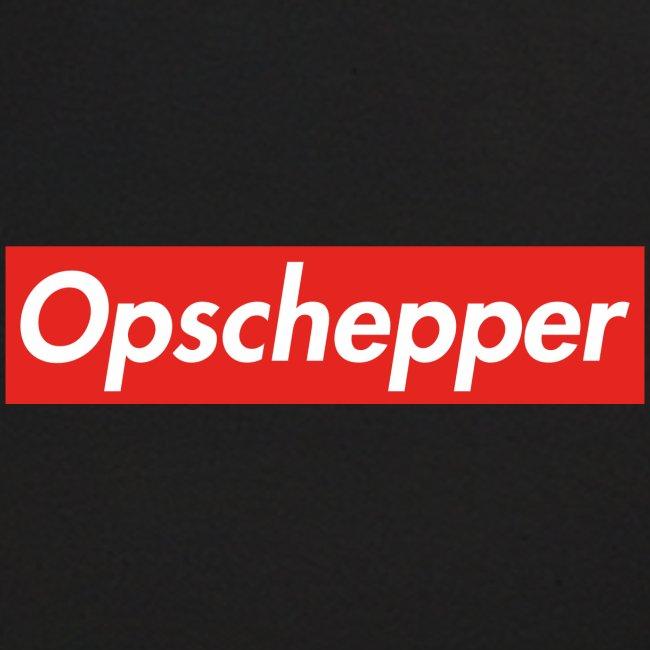 Opschepper Classic (Rood)