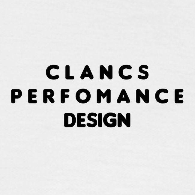 Clancs Perfomance New design