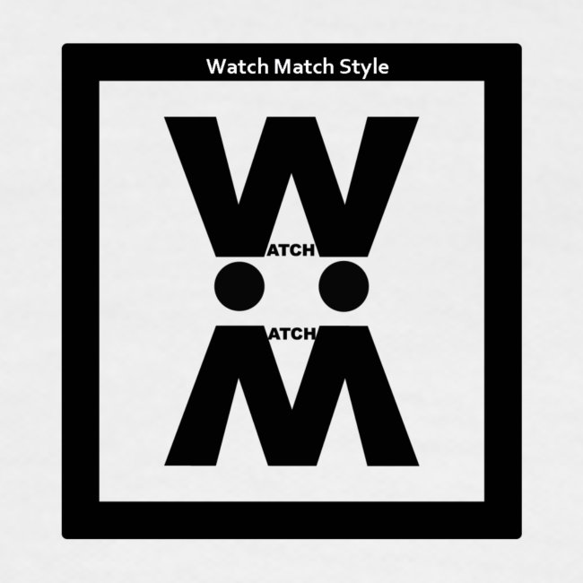 PICTURE WATCH MATCH STYLE