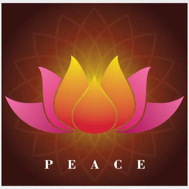 Peace Lotus