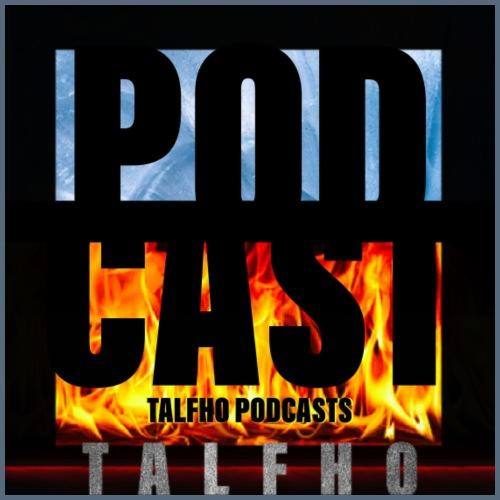 Talfho Podcast Logo - Polo Homme