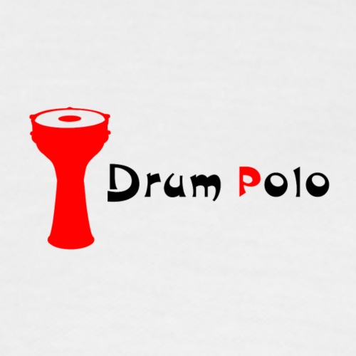 Drum Polo Black/Red