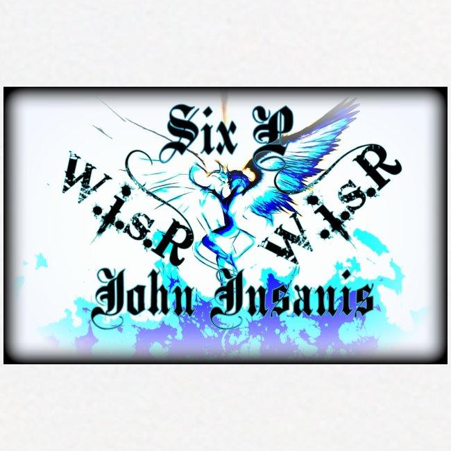 Six P & John Insanis WISR -Huppari-