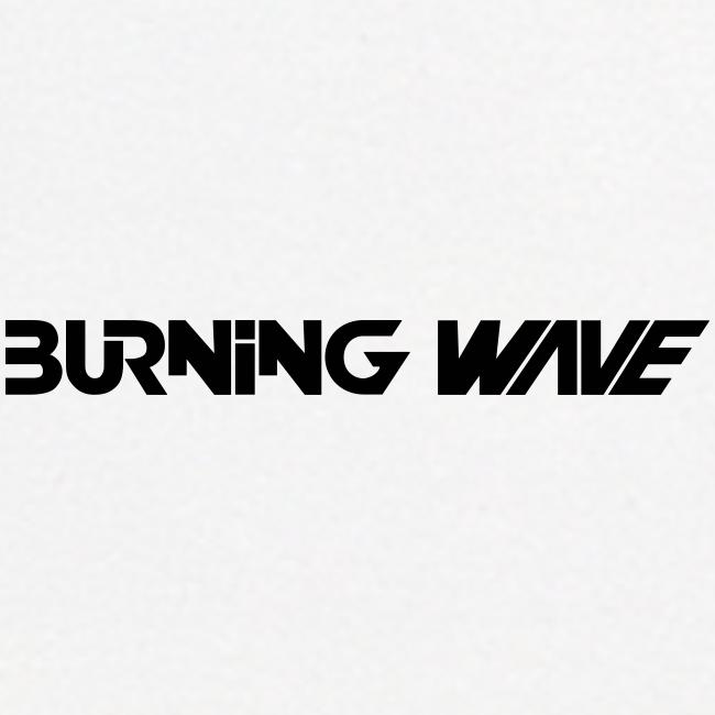 Logo Burning Wave