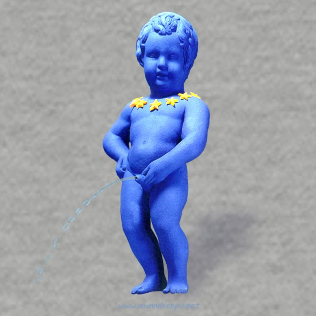EUROPA mannekenpis ♀♂ | Enfant