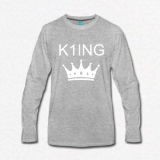 K1ING - t-shirt mannen