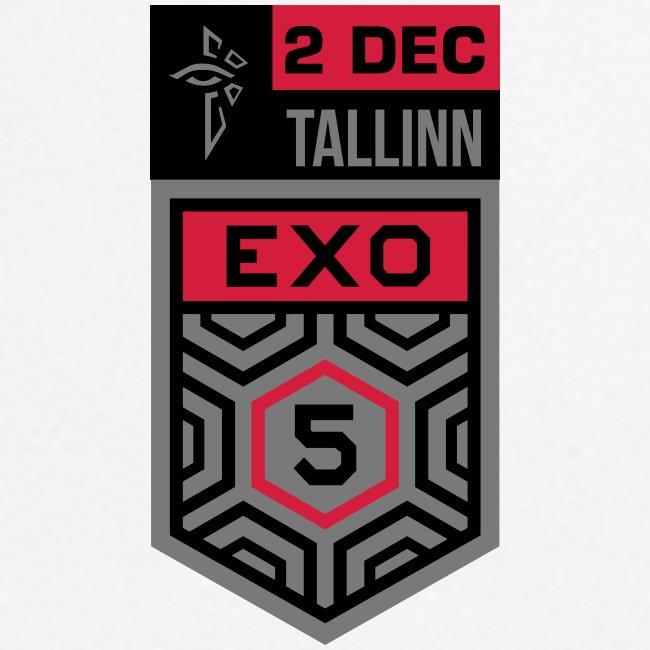 EXO5 tallinn red