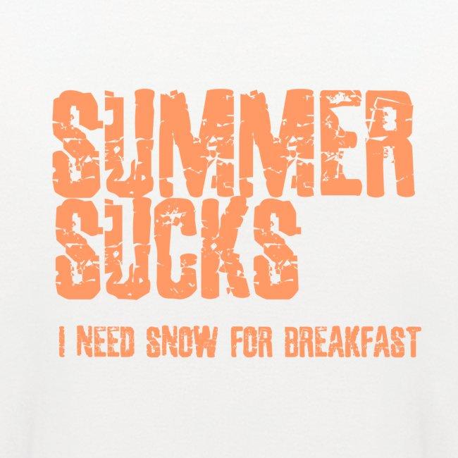 SUMMER SUCKS