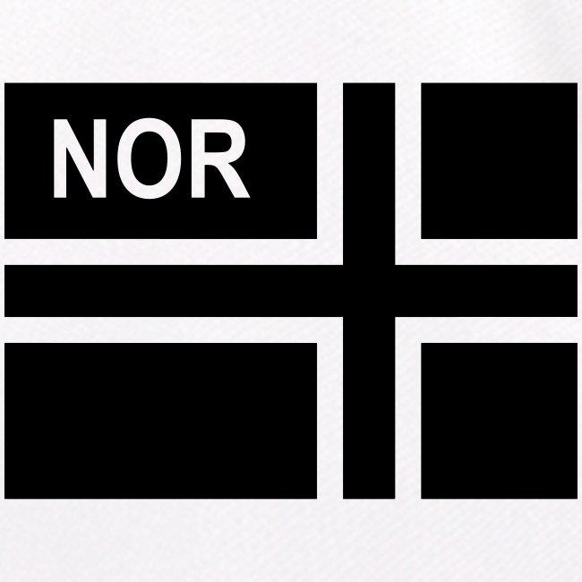 Norwegian Tactical Flag Rev Norway -Norge - NOR