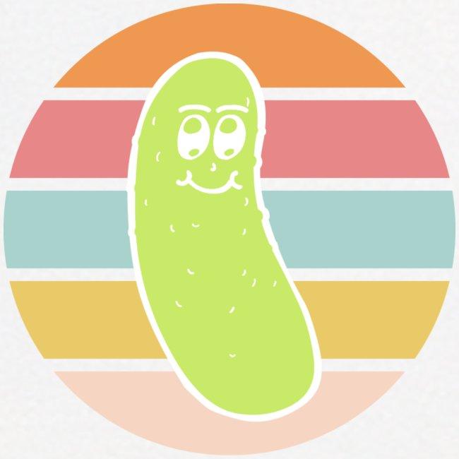 Vintage Colored Pickle #4