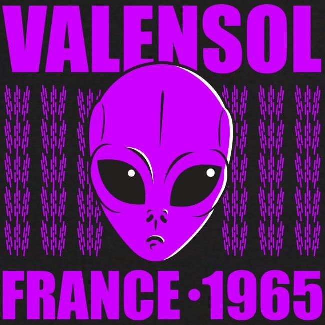 OVNI Valensol 1965