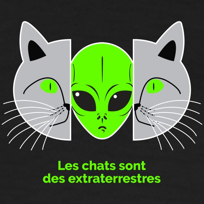 Chats Extraterrestres