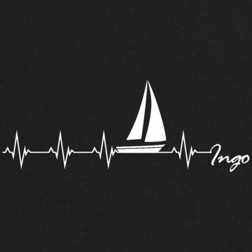 Ingo SAiling - Männer Poloshirt