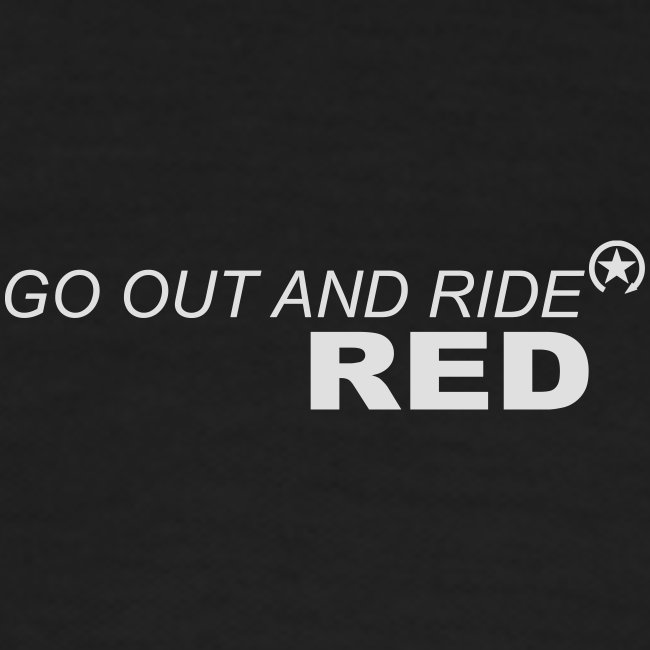 jeździć czerwonym
