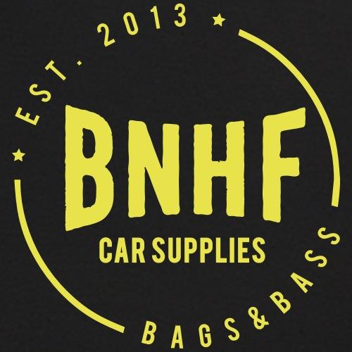 BNHF Yellow - Mannen poloshirt