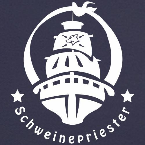 Schiff einfarbig - Männer Poloshirt