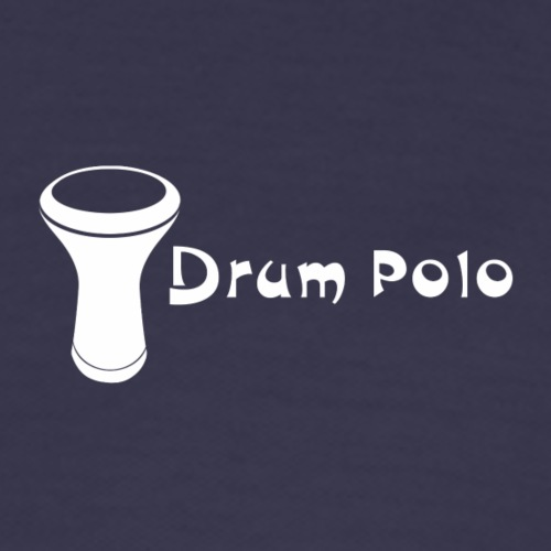 Drum Polo White Small Front