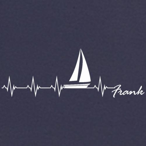 Frank SAiling - Männer Poloshirt