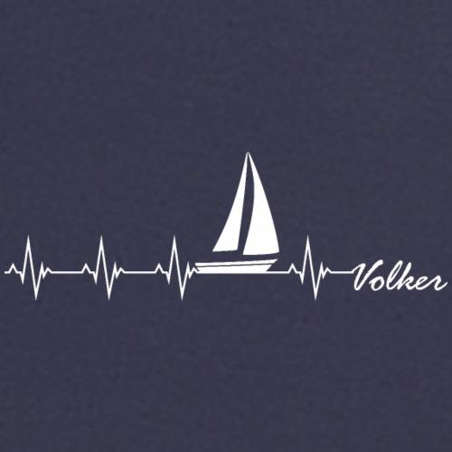 Volker SAiling - Männer Poloshirt