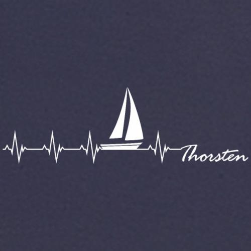 Sailing Thorsten - Männer Poloshirt