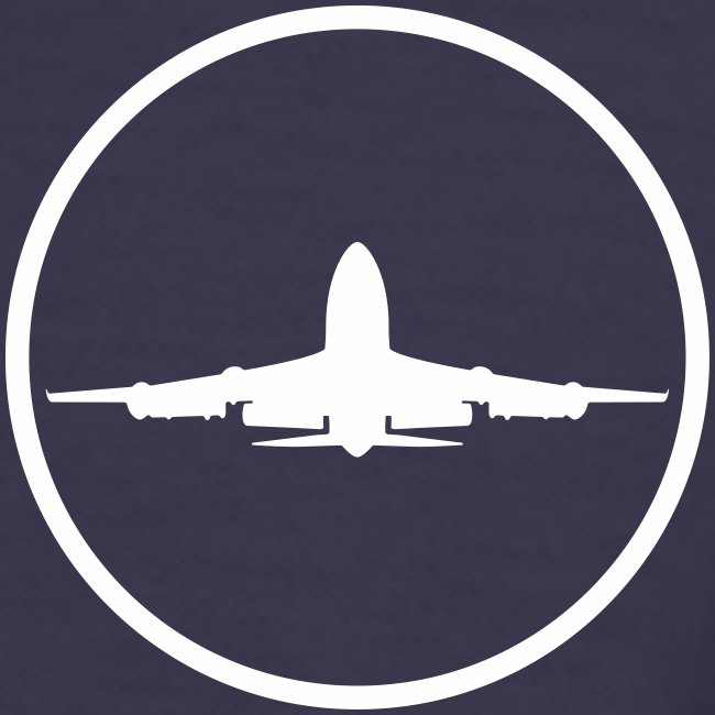 IVAO (symbole blanc)