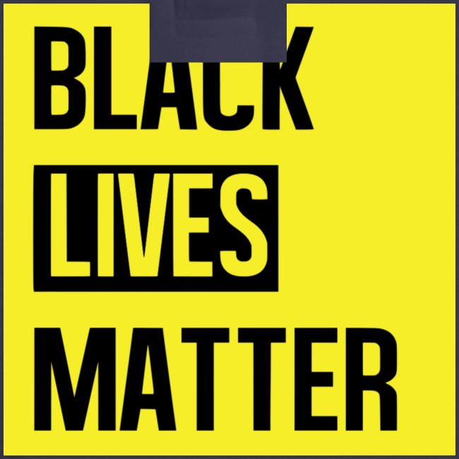 Black Lives Matter (yellow)